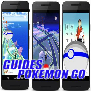 Guides Pokemon Go poster