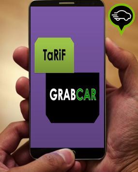 TaRiF GRABCAR poster