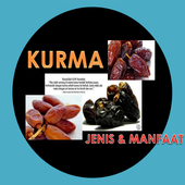 KURMA JENIS & MANFAAT icon