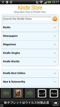Kindle Bookmark poster