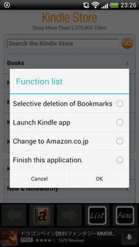 Kindle Bookmark apk screenshot