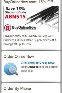 ABN Office Supplies poster