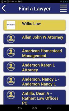 Ask a Lawyer: Legal Help apk screenshot