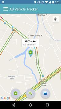 AB Vehicle Tracker apk screenshot