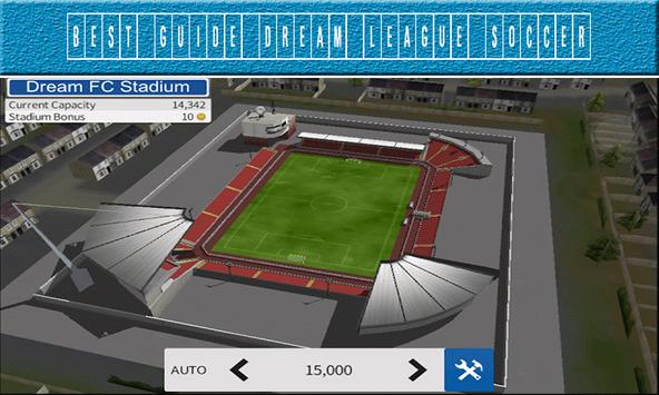 Tricks Dream League Soccer apk screenshot