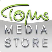 TOMsMediaStore icon