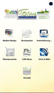 TOMsMediaStore apk screenshot