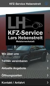 KFZ-Service Hebenstreit poster