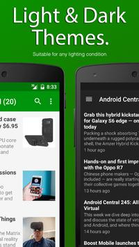 AC Reader for Android Central™ apk screenshot