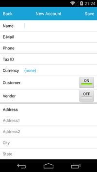 AccountingLive apk screenshot
