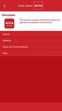 ACCA Global Leadership 2015 apk screenshot