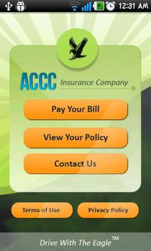 ACCC Insurance poster