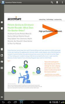 Accenture Content Reader apk screenshot
