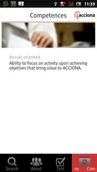 ACCIONA JOBS apk screenshot