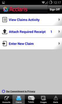 My Reimbursement Benefits apk screenshot