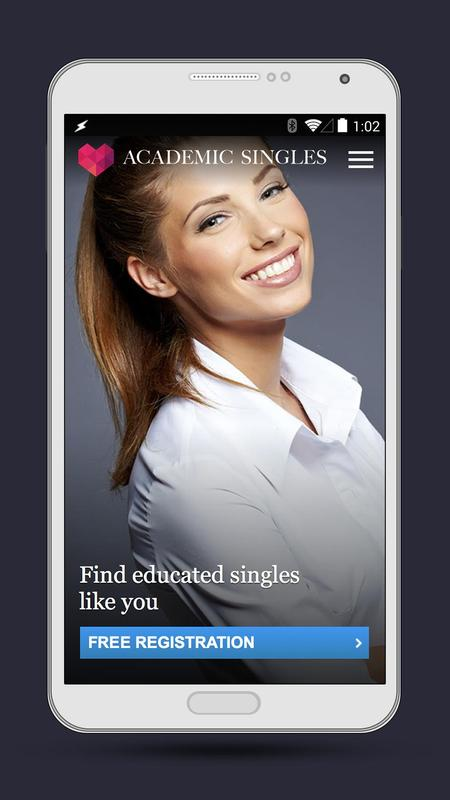 Connect with Like-minded Academic Singles