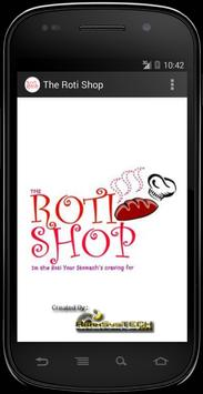The Roti Shop poster