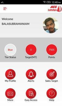 ACC Lakshya apk screenshot