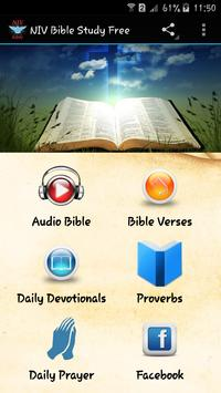 NIV Bible Study Free apk screenshot