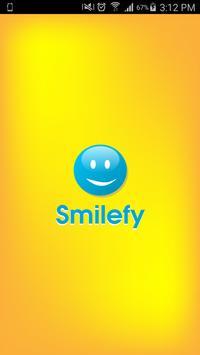 Smilefy Whatsapp & Facebook poster