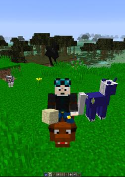 Pets Mod Pro - for Minecraft apk screenshot