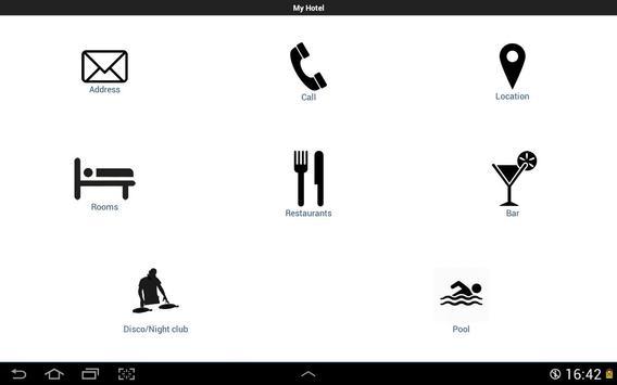 Hotel Presentation Reservation apk screenshot