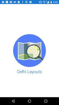 Delhi Layouts poster