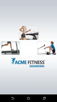 ACME Dashboard poster