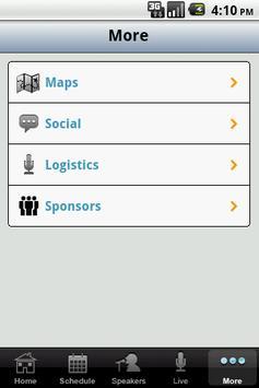 ACM SIGCOMM apk screenshot