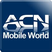 Korea ACN Mobile World icon