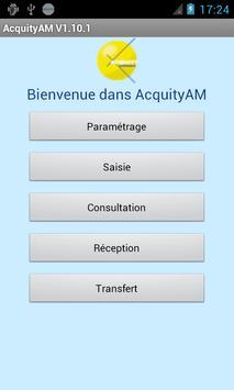 AcquityAM poster