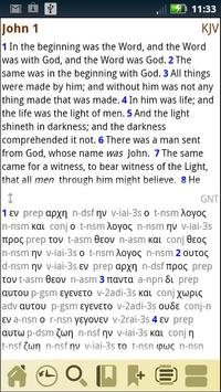 Study Bible apk screenshot