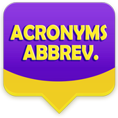 Acronyms & Abbreviations Dict icon