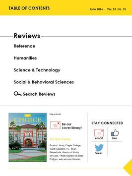 Choice Reviews apk screenshot