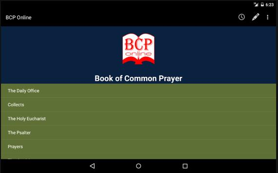 BCP Online apk screenshot