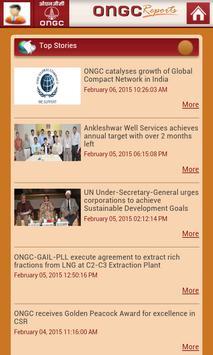 ONGC Mobile 1.0 apk screenshot