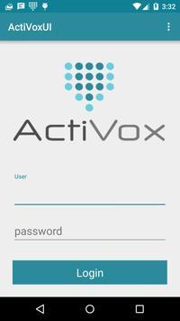 ActiVox_Testers (Unreleased) poster