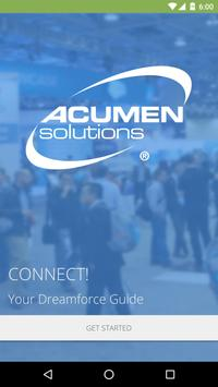 Connect! by Acumen Solutions poster