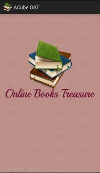 Online Books Treasure poster
