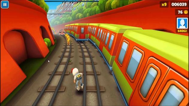 Guide for Subway Surf 2 poster