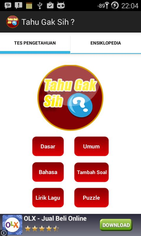 Tes Pengetahuan Umum Apk Download Free Education App For Android Apkpure Com