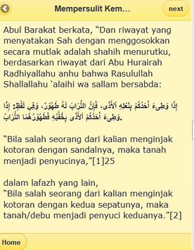 Adab Dan Perilaku Muslim apk screenshot