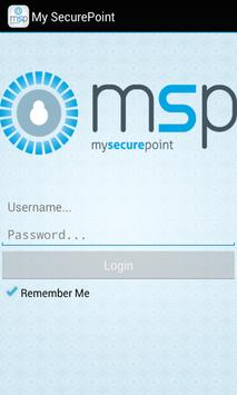 MySecurePoint poster