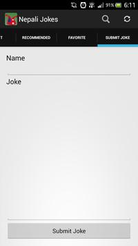 Nepali Jokes apk screenshot