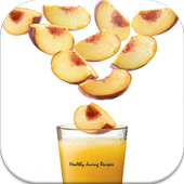 Juice recipes for health icon