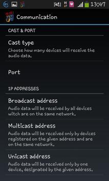Walkie Talkie Wifi - Free apk screenshot