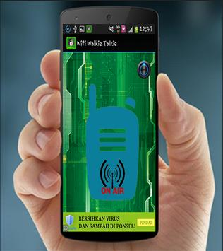 Wifi Walkie Talkie Pro apk screenshot