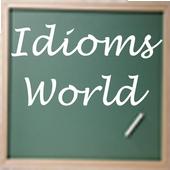 English Idioms World icon