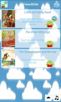 Tales 4 Kids, Free Audio Books apk screenshot
