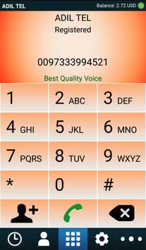 ADIL TEL Gold apk screenshot